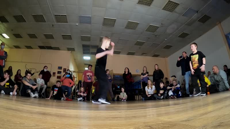 Power Jet vs Егор |8-10 лет| Final