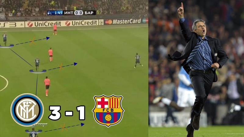 How Mourinho's Treble Winning Inter Milan Stopped Guardiola's Prime Barca