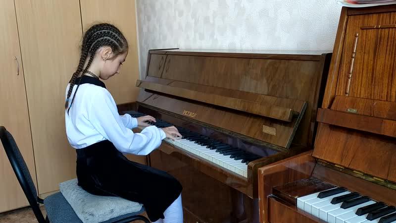 Малухина Изабелла Инструмент