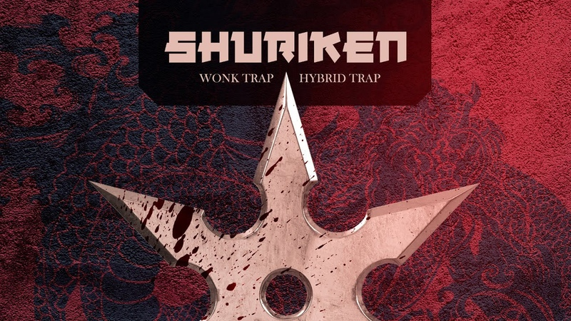 Banging Hybrid and Wonk Trap Samples Shuriken Wonk Hybrid Trap