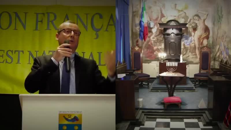 Ur-Loges ou Super-Loges, la haute maçonnerie transnationale antiChristique (Pierre Hillard)