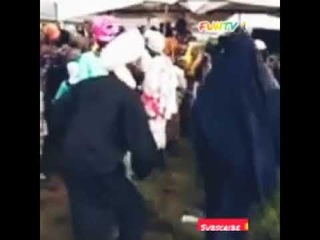 Happy Eid El Mubarak: Imam and niqaab rocking Ramadan in Ilorin