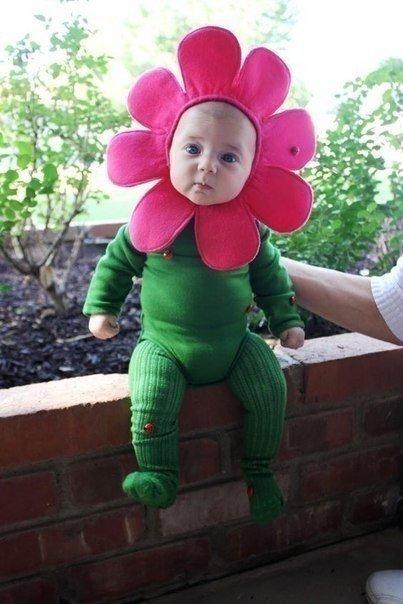 Я - веселый славный цветик, просто глаз не оторвать! И получится букетик, если много нас собрать!