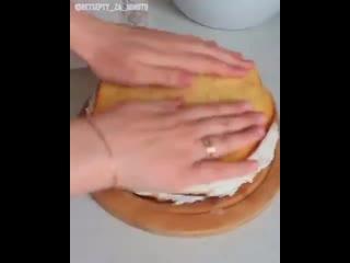 Торт Молочная девочка (ингредиенты в описании)