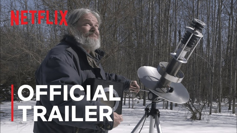 John Was Trying to Contact Aliens Official Trailer Netflix