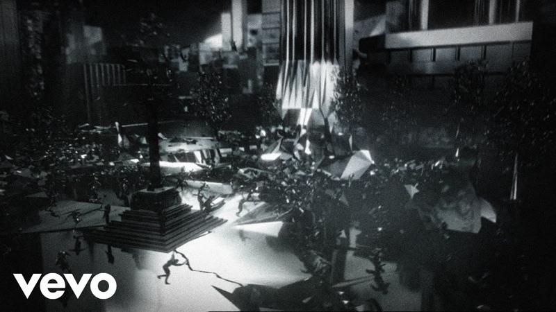 Massive Attack Splitting The Atom Edouard Salier Version