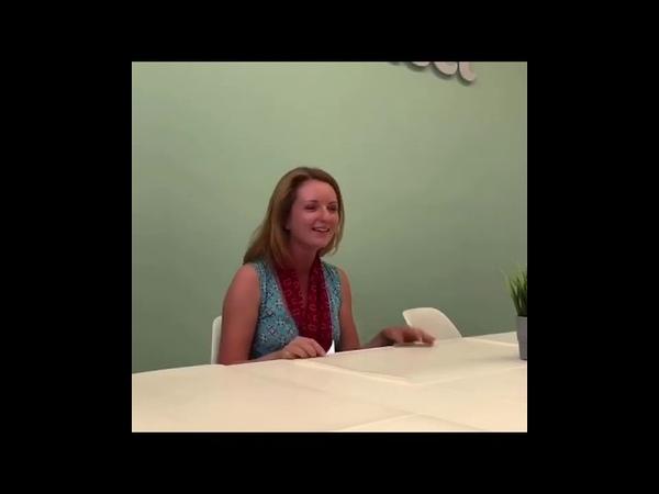 Преподаватель английского языка Ольга Звягинцева