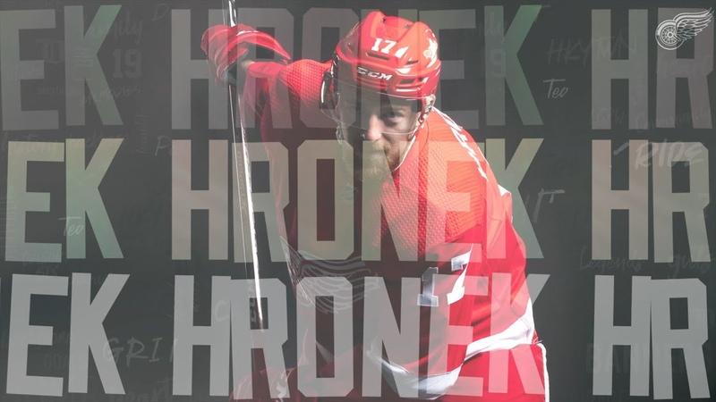 Detroit Red Wings Best of 2019 20 Filip Hronek