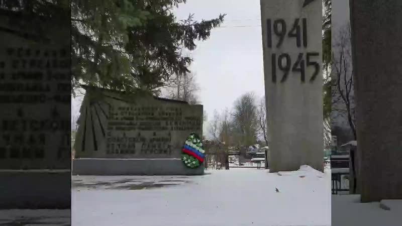 Бежаницкий район Псковской обл Поселок Бежаницы