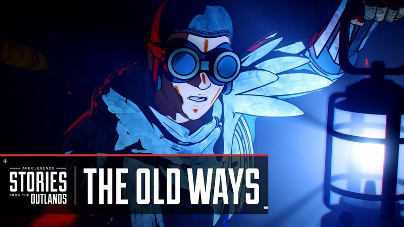 """Apex Legends Stories from the Outlands The Old Ways"""""""