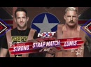 Roderick Strong vs Dexter Lumis NXT 7/1/20