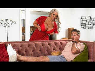 Alura Jenson - Put Up Or Shut Up - Anal Sex MILF Big TIts Juicy Ass Blonde Hardcore Chubby Boobs Booty Busty Gonzo, Porn