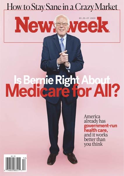 Newsweek - 03.14.2020