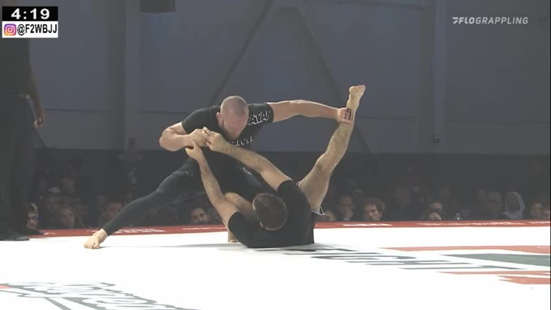 Josh Hinger vs Murilo Santana Fight 2 Win 131 bjf_grappling