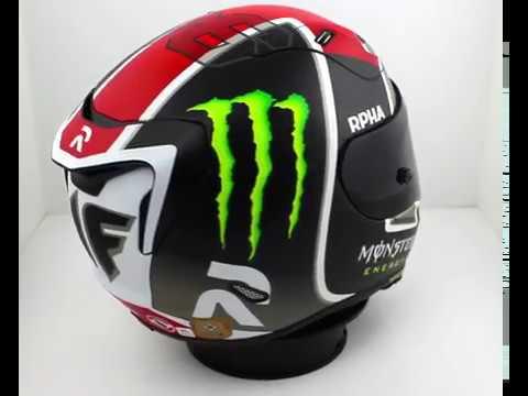 HJC RPHA 11 Jonas Folger Replica Helmet