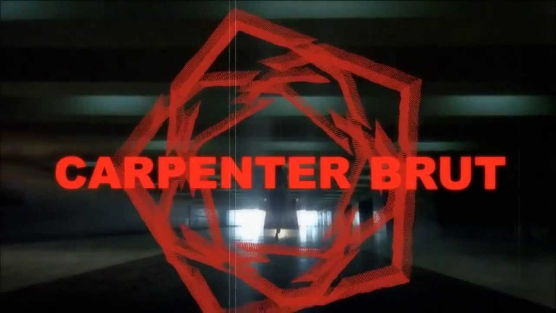 Carpenter Brut Le Perv official video