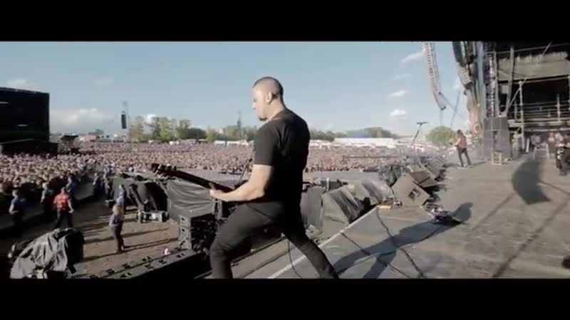 Alter Bridge The Other Side Live Official Video