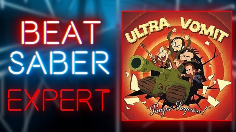 Takoyaki - Ultra Vomit by Vilawes | Beat Saber [Expert]