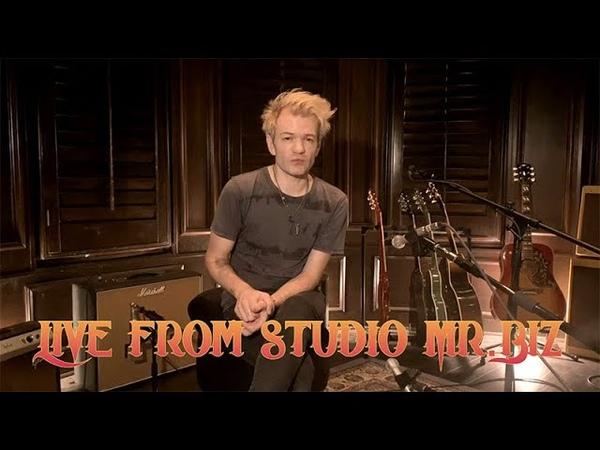 Sum 41 - Catching Fire [Live from Studio Mr. Biz]