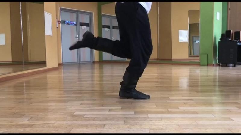 Народные танцы Танцы онлайн Урок 12 Молоточки Самопляс смотреть онлайн без регистрации