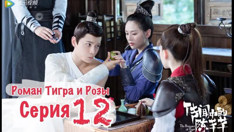 Роман тигра и розы The Romance of Tiger and Rose 12 24 озвучка HMP