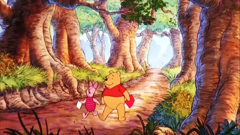 05 День Святого Валентина отменяется ♥ Приключения Винни Пуха 2 сезон Мультики для детей cartoons