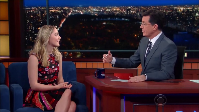 Saoirse Ronan pronounces her name in every interview