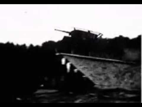 Прыжок капитана Кульчицкого на танке БТ 7 1936